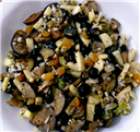 Brinjal-Fruity Salad