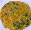 Palak Egg Omelette