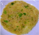 White Pumpkin  Dosa
