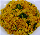 Turmeric(Yellow)  Rice