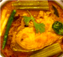 Drumsticks Fish Curry