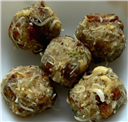 Coconut Dates Laddu