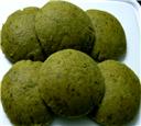 Green Coriander Idli