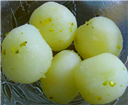 Pineapple Rasgulla