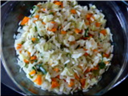 Cabbage Carrot Stir fry