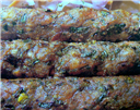 Eazy Vegetable Seekh Kebab