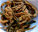 Okra (Ladies Finger) Pakora
