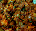 Potato-Methi Masala
