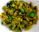 Brinjal-Dhal Curry