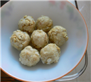 Bread Sweet Balls(Laddu)