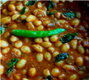 Spicy Butterbeans Gravy