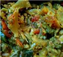Bhindi-Tomato Kootu(Side-dish)