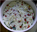 Pomegranate Curd Rice