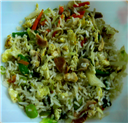 Chicken Fried Rice- a variation