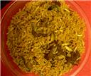 Badham Mutton Biryani