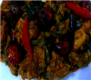 Murgh Methi- a variation