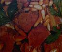 Mutton-Yam Koottu (side dish)