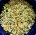 Lemon Rice - a Variation