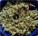 Tamarind Rice(Puliyodhrai) - a Variation
