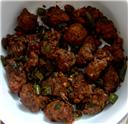 Meatballs Manchurian