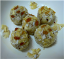 Coconut Sweet Balls(Laddu)