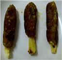 Babycorn-Keema Kebab