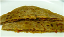 Mixed Veg Masala Stuffed Chapati