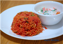 Beetroot & Spinach Pulav