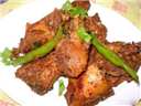 Spicy Dry Chicken
