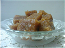 Caramel Halwa
