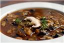 Mushroom and Barley soup