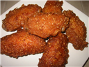 Deep Fried Chicken With Sesame Seeds