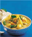Kadhi With Vegetables