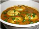 Eggs & potato Curry