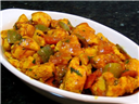 Balti Chicken With Green Pepper