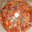 pav bhaji style pizza