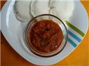 Teekhi tomato chutney