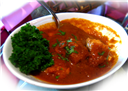 Fish in Tomato Gravy