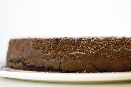Eggless Chocolate Cake Made With Coke